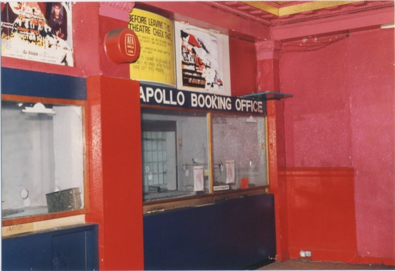 Apollo Booking Office